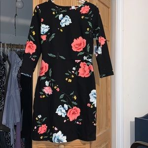 New with tags! Old Navy long sleeve dress